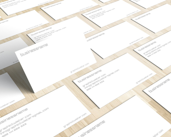 white-business-card-thu
