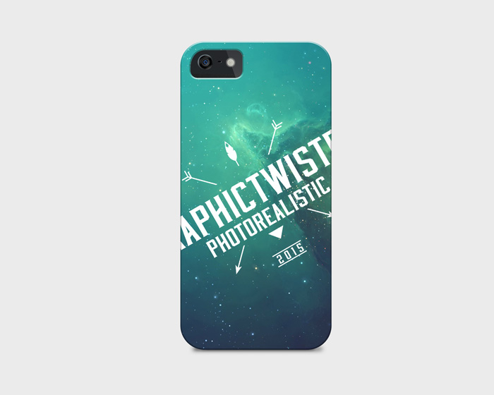 iPhone 5 Cover PSD : Premium and Free Graphic Resources