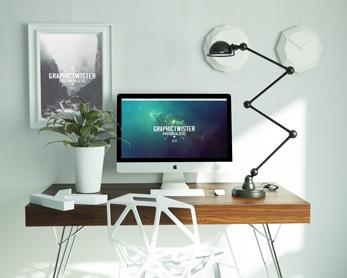 iMac-mockup-with-poster-frame-thu