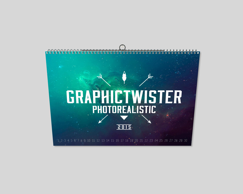 Premium Calendar Mockup Mockup Templates Images Vectors
