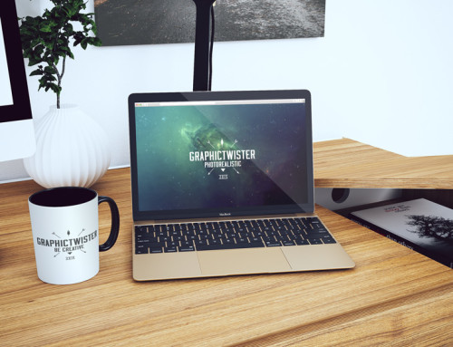 Simple Workspace Mockup Premium And Free Psd Resources
