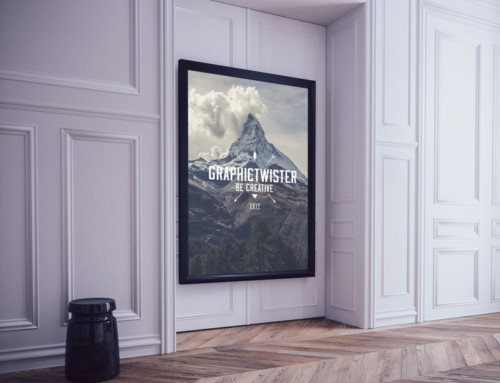 Classic Poster Frame