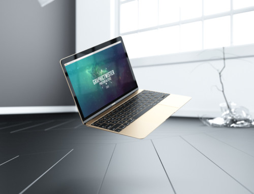 Levitating MacBook Vol.2