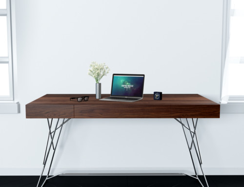 Separate Workspace Mockup