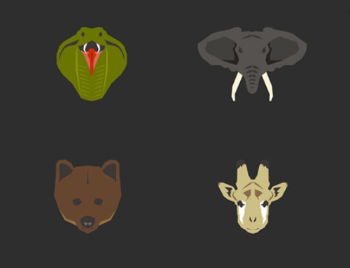 Animal Minimal – Free Icon Pack