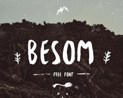 font-besom