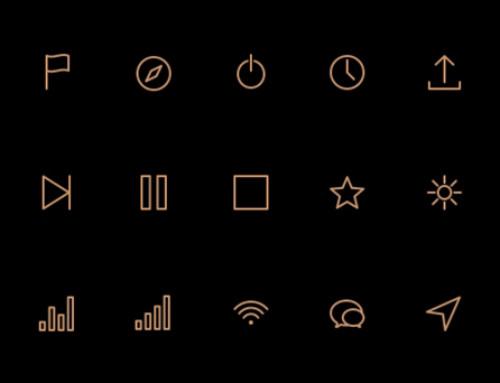 Free 80 Crispy Icons