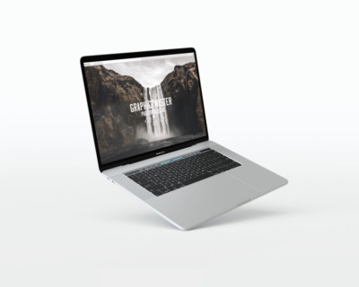 Floating-MacBook