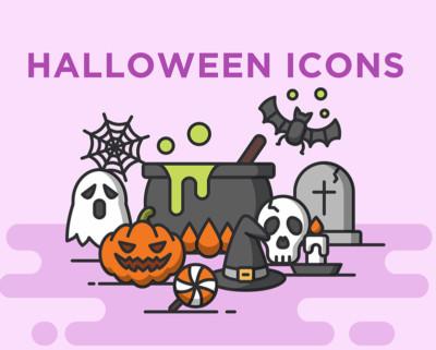 Halloween-IconsM
