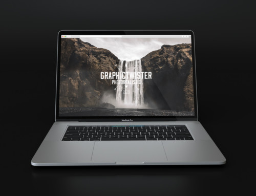 New Free MacBook 2016 Mockup