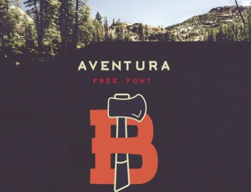 Aventura Free Font