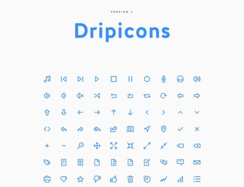 Dripicons V2