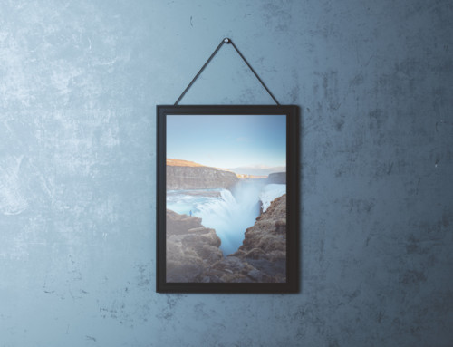 Hanging Poster Frame