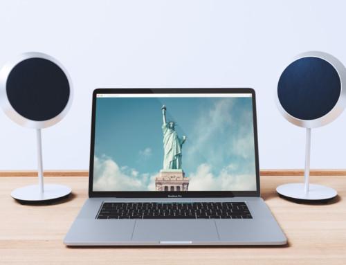 MacBook With B&O