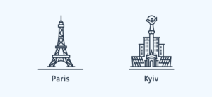 Cities Icons`