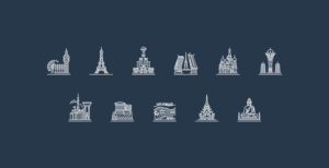 Cities Icons5