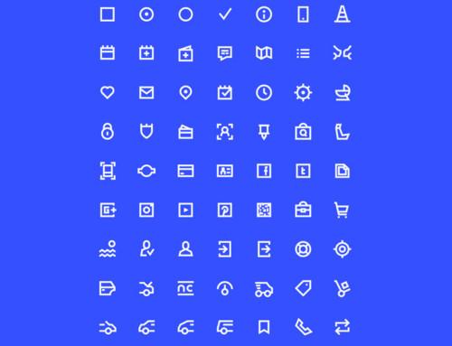 98 UI Pixel Perfect Icons