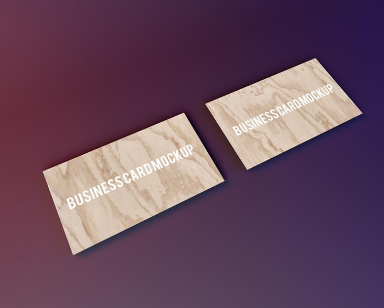 Business Card Mockup Mockup Templates Images Vectors Fonts Design - Business card mockup template