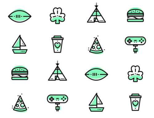 Icon Set Inspiration