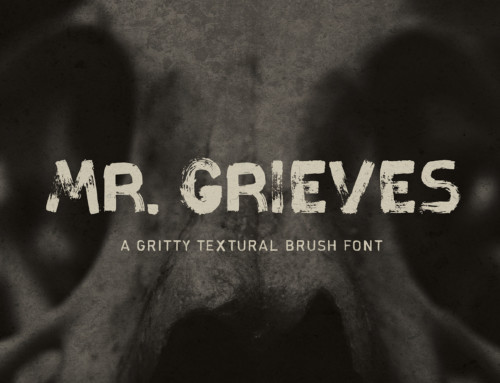 Mr. Grieves Free Font