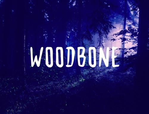 Woodbone Free Font