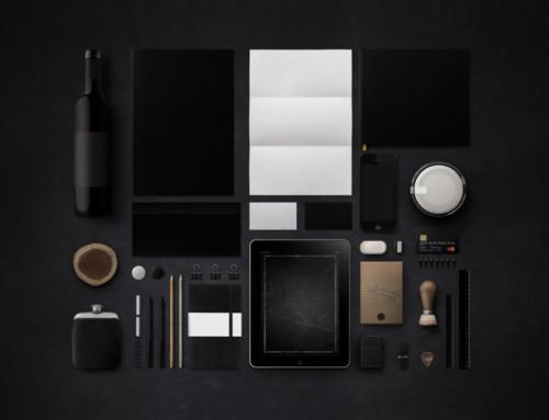 Full Branding Identity Mockup Kit