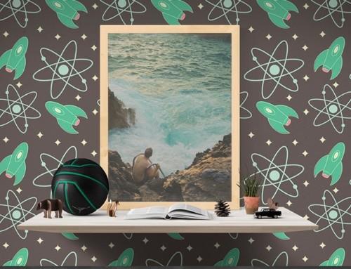 Photo Frames and Posters Mockup Bundle