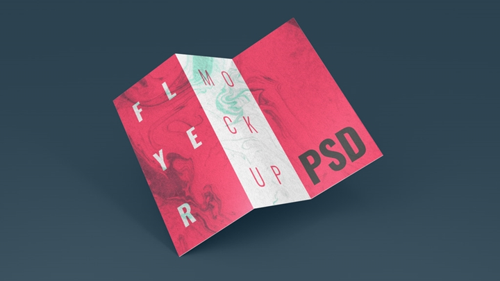 Floating Brochure Mockups Mockup Templates Images Vectors Fonts Design